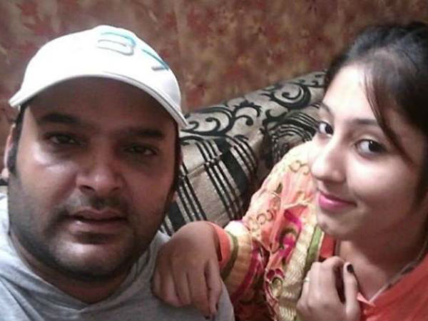 New Pics Kapil Which Are Most Likely From The Raksha Bandhan