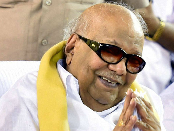 Dmk Chief M Karunanidhi Boigraphy Hindi