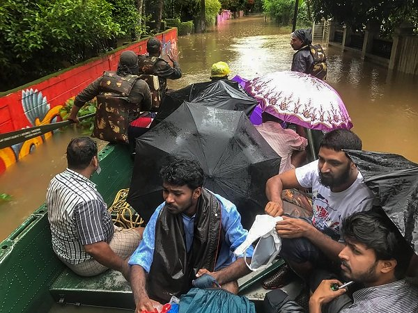 Kerala Floods India Grateful But Won T Accept Foreign Funds