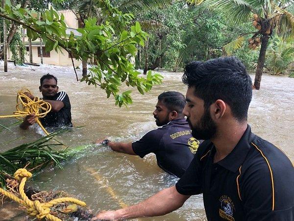 Kerala Flood Live: કેરળમાં વરસાદ બંધ થવાથી રાહત કાર્ય ઝડપી બન્યું