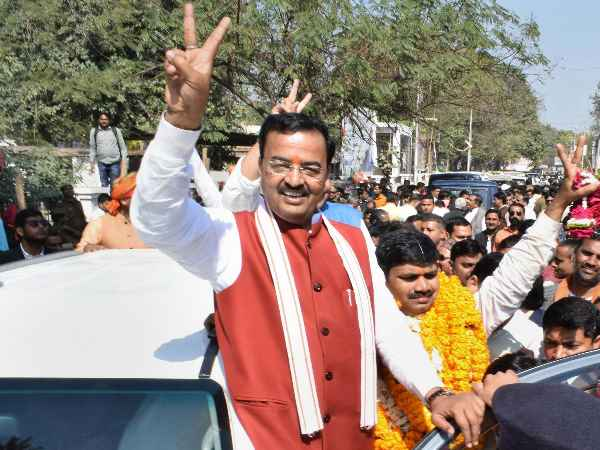 Ram Mandir Ayodhya Option Passing Law Parliament Also Open Keshav Prasad Maurya