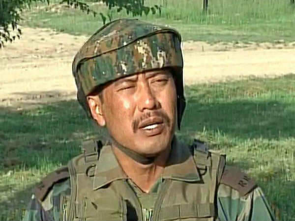 Indian Army Indict Major Leetul Gogoi Its Court Inquiry Who