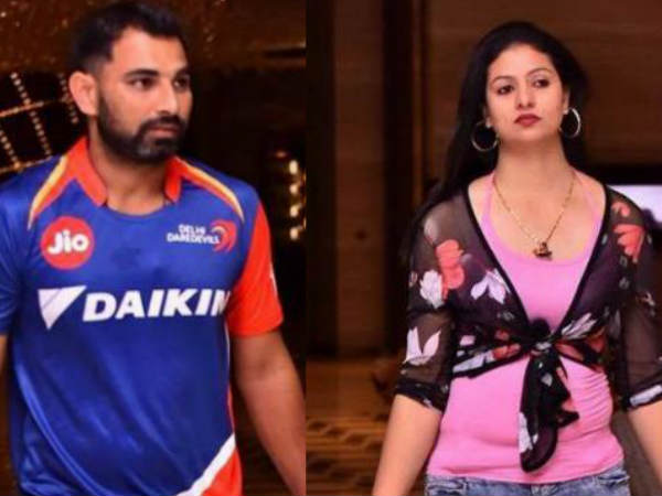 Mohammed Shami Wife Hasin Jahan One Again Target Him On His Age Fraud