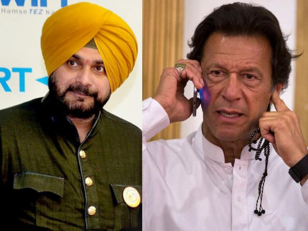 Imran Khan Calls Up Navjot Sidhu Invites Him To Swearing In Ceremony On Aug