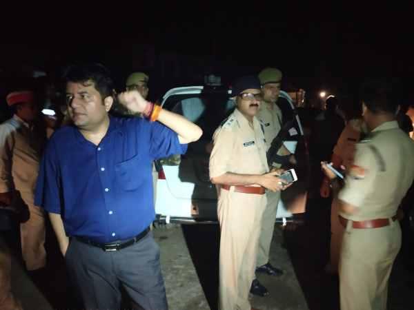 Communal Clash Shahjahanpur Fir Against