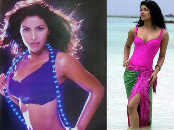 Priyanka Chopra 10 Best Pictures From Modeling Teenage Days