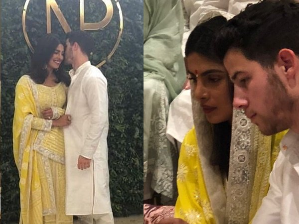 Priyanka Nick Engagement Check The First Picture Priyanka C