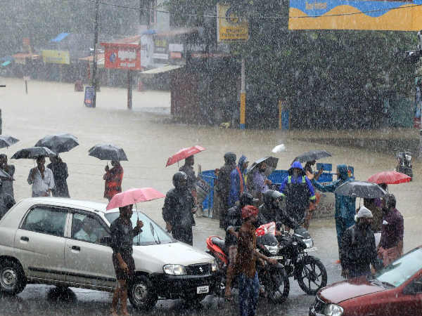 Heavy To Very Heavy Rainfall Expected In 16 States In Next 2 Days
