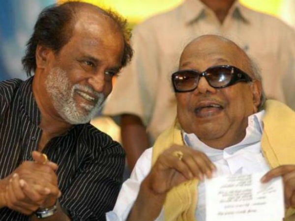 The Demise M Karunanidhi Has Shaken The Entire Nation South