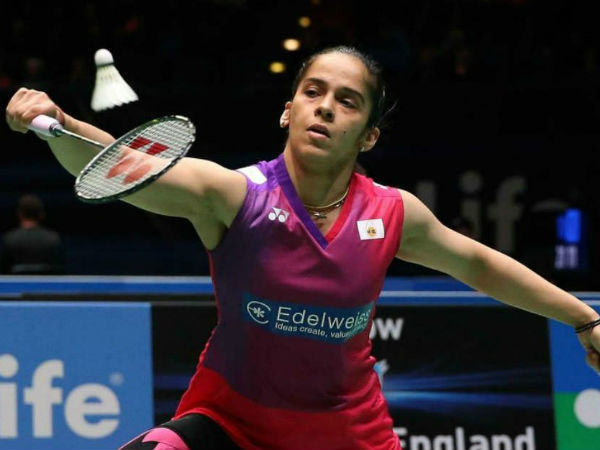 Saina Nehwal Won Bronze Badminton Asian Games
