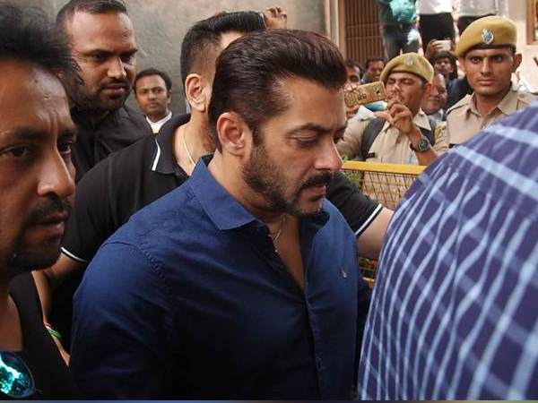 No Relief Salman Khan From Jodhpur Court Every Time He Has G