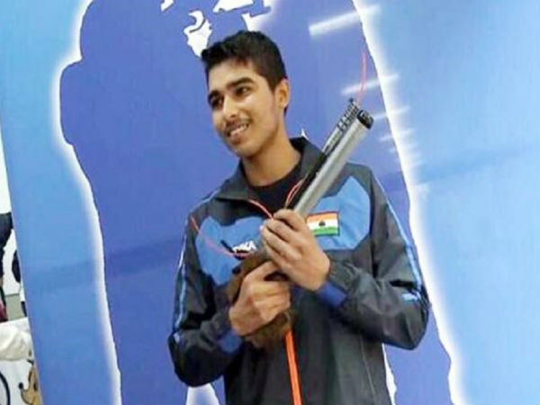 Asian Games 2018 Saurabh Chuadhary Won Gold 10 M Air Rifle