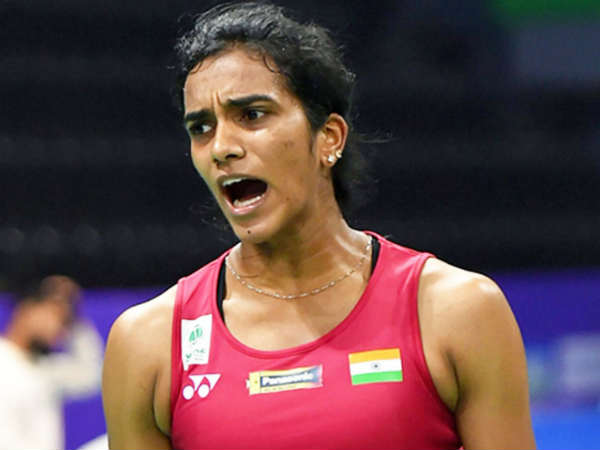Pv Sindhu Won Silver Badminton Singles Asian Games
