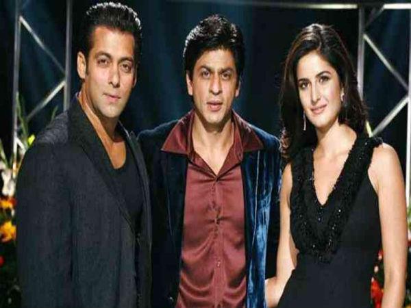 Salman Khan Shahrukh Khan Entry Koffee With Karan