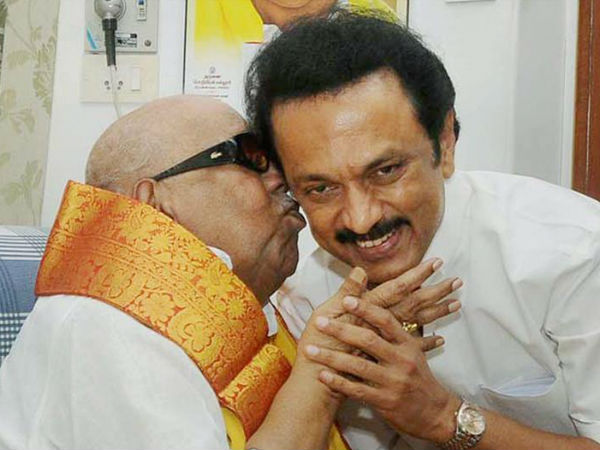Can I Call You Appa One Last Time My Leader Dmk Leader Mk S