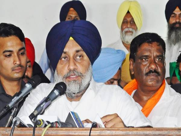 Shiromani Akali Dal Announces Contest Alone Haryana Party S
