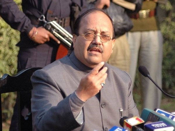 Amar Singh Says Azam Khan Is Namazwadi Party Leader