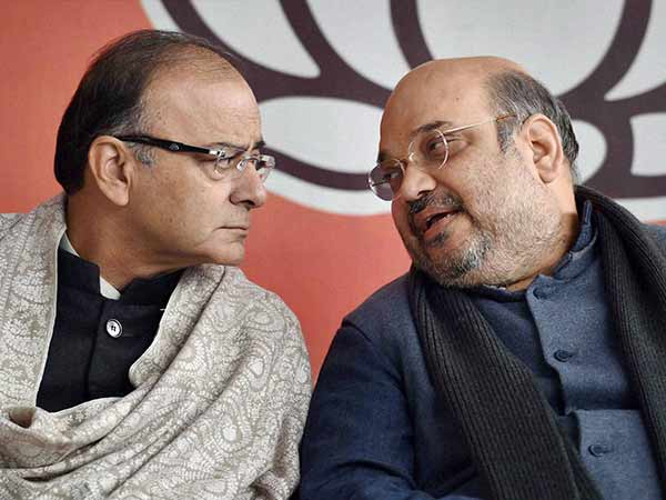 Jaitley Shah Will Address India Banking Conclave