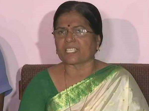 Social Welfare Minister Manju Verma Resigns Muzaffarpur Shel