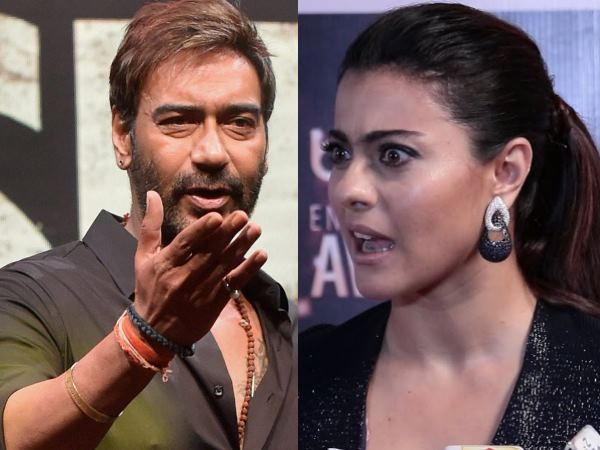 Kajol Gets Angry On Husband Ajay Devgn S Prank Says There