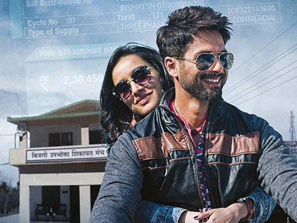 Shahid Kapoor Batti Gul Meter Chalu Weekend Box Office Collection