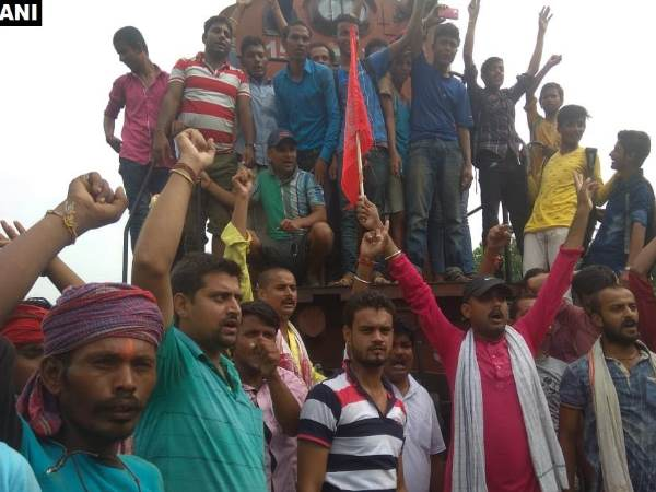 Live Bharat Bandh Today Against Sc St Amendment Sec 144 Imposed In Parts Of Mp And Rajasthan