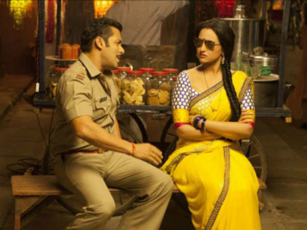 Sonakshi Sinha Will Have A Small Role Dabangg