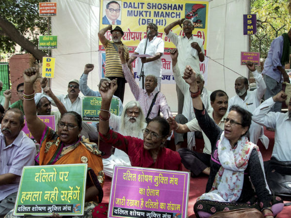 Centre Asks Media Not Use The Word Dalit Instead Use Schedul