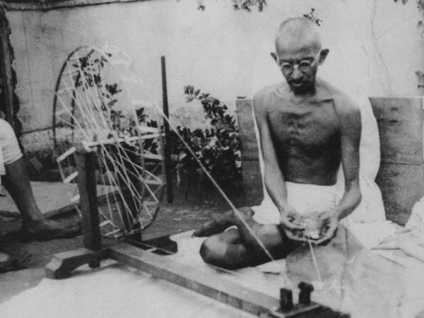 Here Is How Mahatma Gandhi Were Celebrating His Birthday