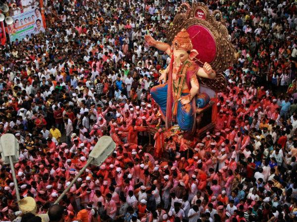 Anant Chaturdashi Is The Most Significant Day Ganesha Visarjan