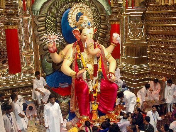 Ganesh Chaturthi 2018 Siddhivinayak Other Famous Bappa Temp