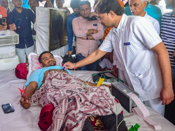 Leaders Across The Party Appeals Hardik Patel End His Fast
