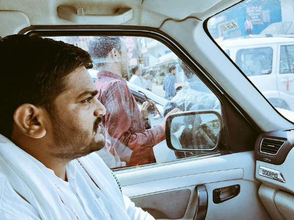 Hardik Patel S Family Members Also Being Prevented