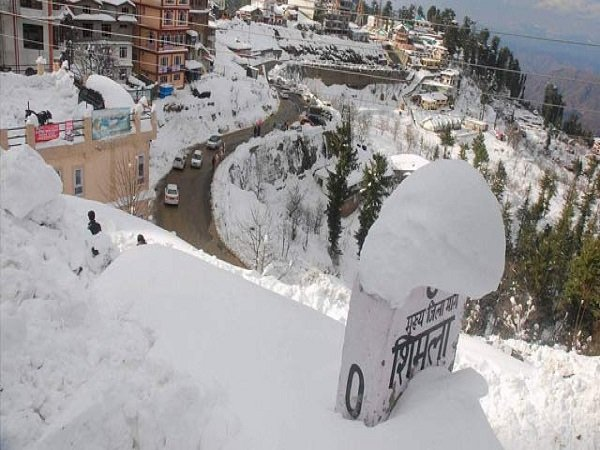 Himachal Pradesh Snowfall 35 Iit Students Missing Lahaul Spiti