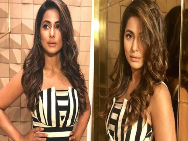 Bigg Boss Fame Hina Khan Fitness Look Viral