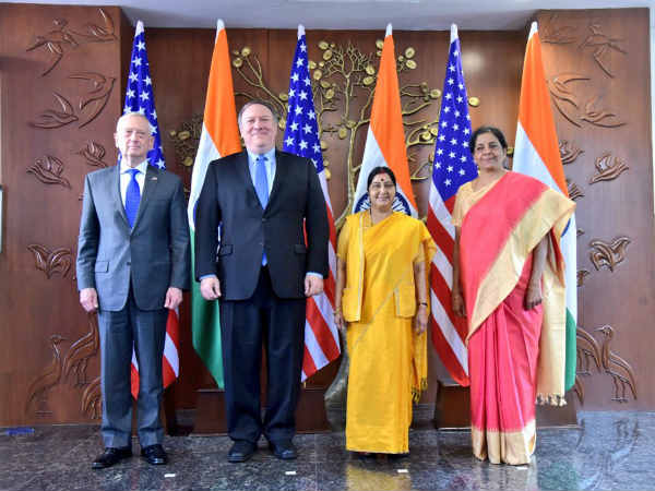 Dialogue India Us Sign Important Agreements