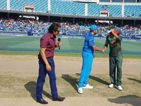 India Won Toss Elected Bowl First