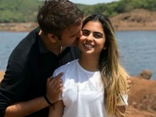 Isha Ambani Anand Piramal Are Officially Getting Engaged Ita