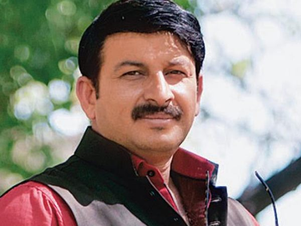 Manoj Tiwari Broke The Sealed Lock A House An Unauthorised Colony Fir Registered