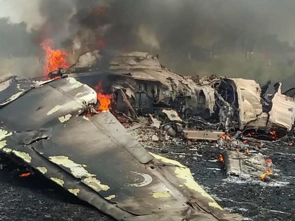 Mig 27 Crashed Jodhpur Pilot Survived