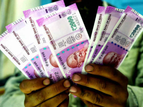 Note Printing Price Of Indian Latest Currency