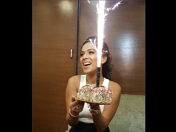 Happy Birthday Nia Sharma Is Hot Television Star