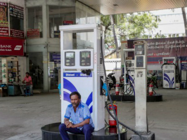 petrol price in ahmedabad