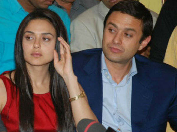 Preity Zinta Asked More Time File An Affidavit Say If The