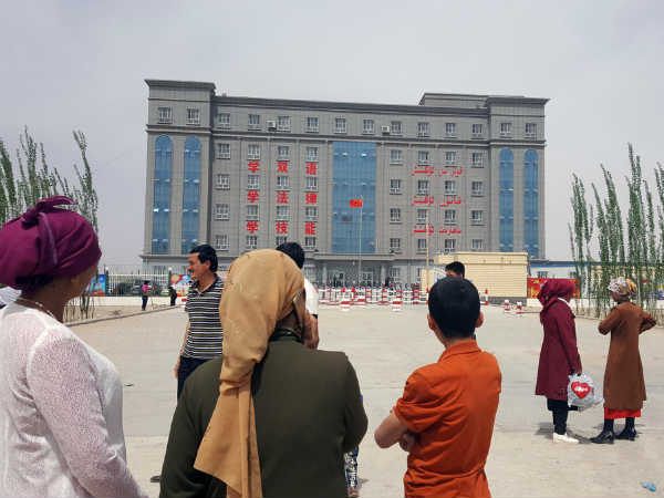 Why China Is Using Using Qr Codes On Uighur Muslims S Houses In Xinjiang