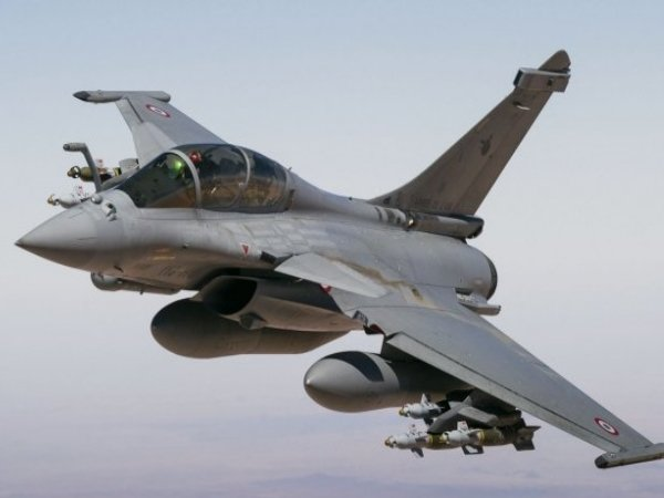 Iaf Team Arrives France Start Training Rafale
