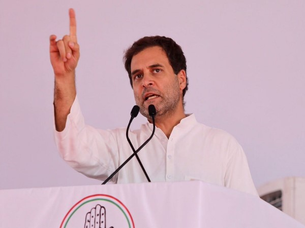Rahul Gandhi Start Election Rally Bhopal On 17 September