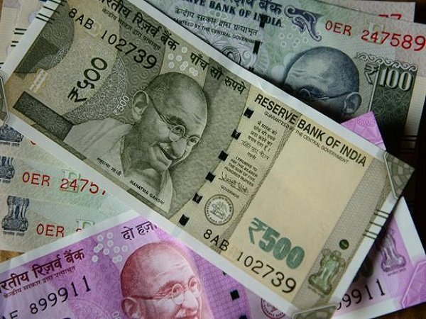 Rupee Opens Lower Against Us Dollar Sensex Nifty Low