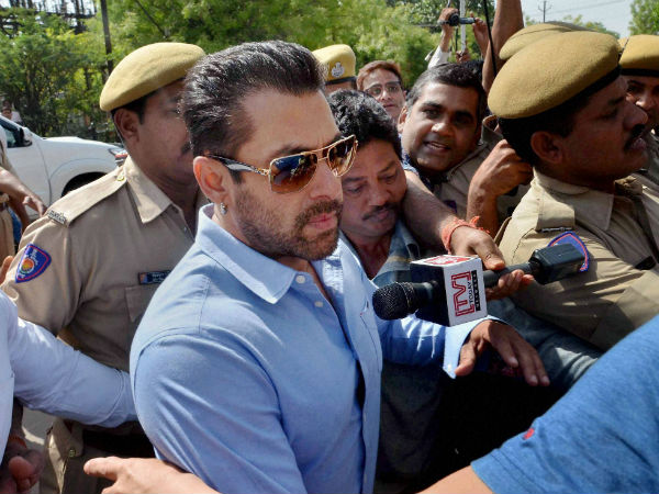 Court Gives Orders File Fir Against Salman Khan