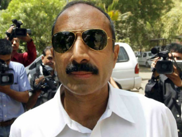 Former Ips Officer Sanjiv Bhatt Detained Ndps Case